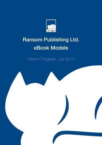 eBooks Summary Document_Layout 1 - Ransom Publishing