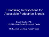 A Guide to Best Practices, Daniel Carter, University of - Traffic Signal ...