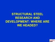 Structural Steel Research