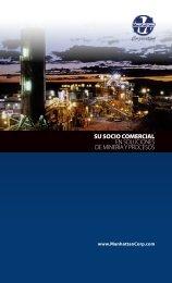 su socio comercial en soluciones de minería y procesos - Manhattan ...