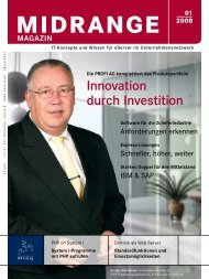 Innovation durch Investition