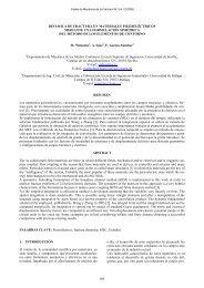 dinámica de fractura en materiales piezoeléctricos mediante una ...