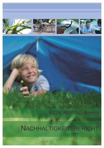 Download Nachhaltigkeitsbericht - Camping in Bayern