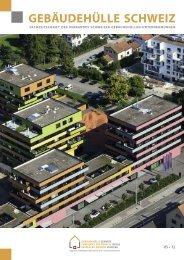 Solar: Kein «entweder - Gebäudehülle Schweiz
