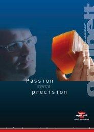 Passion precision - Blažek Power Transmission