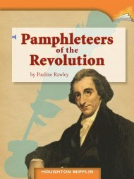 Pamphleteers Revolution