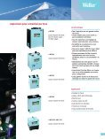 Catalogue Weller - Fume Extraction Solutions - Cepelec au service ... - Page 7
