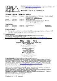 Einladung zur Klausur mit Eltern, Lehrern und Schülern zum Thema