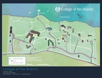 Moravian Campus Map.Programs By Campus College Of The North Atlantic