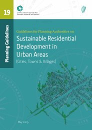 Sustainable Residential Development in Urban Areas