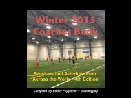 Winter 2015 Coaches Book