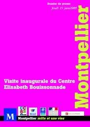 DP Bouissonnade.qxp - Montpellier