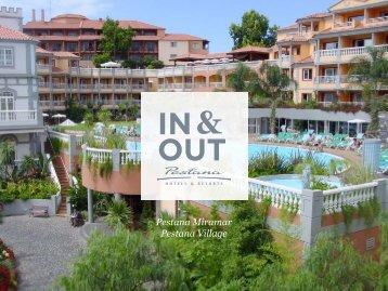 In & Out do Pestana Village - Pestana Hotels & Resorts