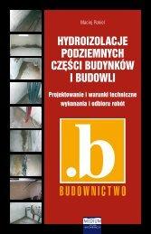 hydroIzolacje podzIemnych części budynków i budowli - Publio.pl