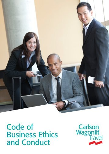 Code of Conduct - Carlson Wagonlit Travel