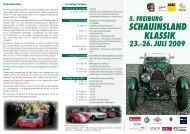 5. freiburg schauinsland klassik 23. - Mercedes-Benz Niederlassung ...