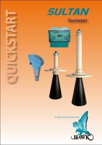 Quickstart Sultan - Hawk Measurement