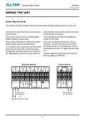 Quickstart Sultan - Hawk Measurement - Page 5