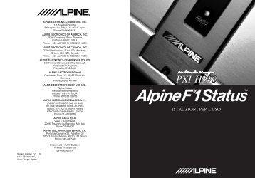 PXI-H990 - Alpine Europe