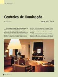 Controles de Iluminação - Lume Arquitetura