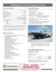 Champion - Industrial 10 series Carrier - Page 2