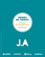 encarte JA 242 - Ordem dos Arquitectos