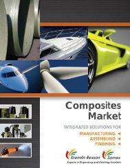 Composites Market Brochure - Kremlin Rexson Sames