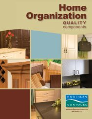 Home Org 4 page:Home Organization.qxd - Northern Contours