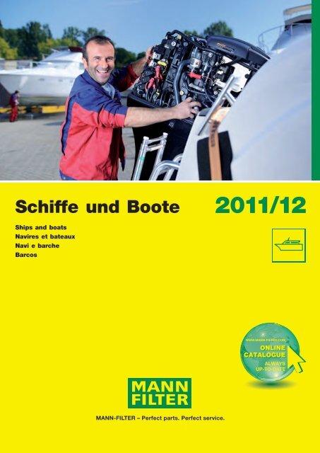 C 17 011 Filtro aria MANN-FILTER