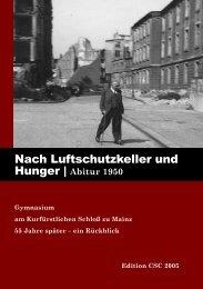 abitur 1950 - 55 Jahre - Chris Schuth