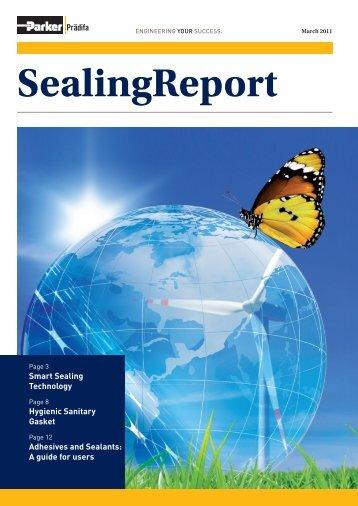 Smart Sealing Technology Hygienic Sanitary Gasket ... - Parker
