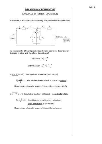 3-phase induction mo..