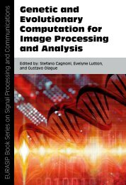 Genetic and Evolutionary Computation for Image Processing ... - TACS