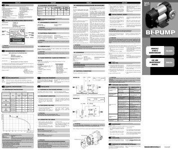 italiano manuale d'uso e manutenzione english use and ...
