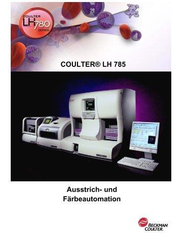 LH785 Eigenschaften - Beckman Coulter