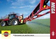 Pulvérisateur - Jacopin Equipements Agricoles