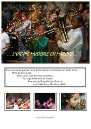 Orchestres à l'école - Feeling Musique