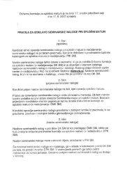 Pravila za izdelavo seminarske naloge pri splošni maturi