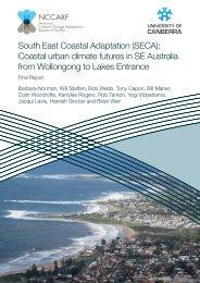 South East Coastal Adaptation - Sapphire Coast Marine Discovery ...