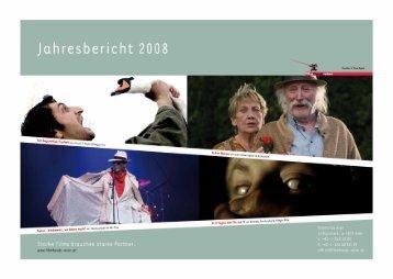 Jahresbericht 2008 - Filmfonds Wien