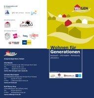 Wohnen für Generationen - Wohnprojekte Portal