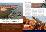 THE HEAvyWEIGHTS - Australia's Best Magazines