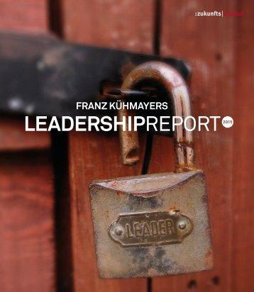 Leadership-Report-Leseprobe