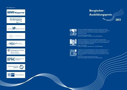 Eine Initiative von: - Wirtschaftsförderung Wuppertal