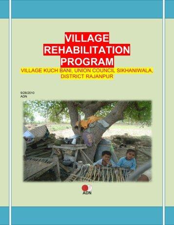 VRP (PDF) - GlobalGiving