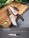 COMMERClAL CUTLERY - Victorinox - Page 6