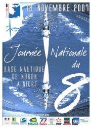 Journée Nationale 8-2007 - CROS de Poitou-Charentes