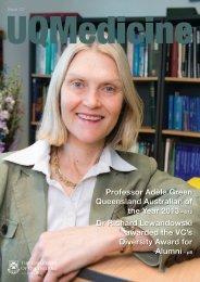 UQMedicine Magazine Issue 12 - School of Medicine - University of ...