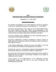 Declaration - Ministry of Foreign Affairs