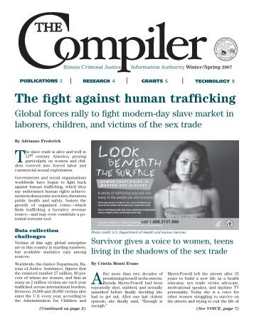 The fight against human trafficking - Illinois Criminal Justice ...